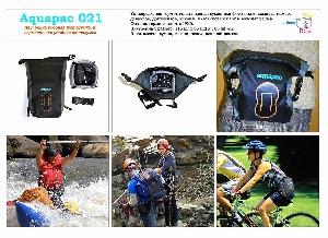 Водонепроницаемый чехол для фотоаппарата - Aquapac 021. Aquapac - №1 в мире водонепроницаемых чехлов и сумок. Фото 2
