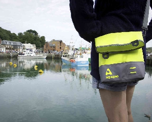 Брызгозащитная сумка Aquapac 051 - TrailProof™ Tote Bag – Small.. Aquapac - №1 в мире водонепроницаемых чехлов и сумок. Фото 8
