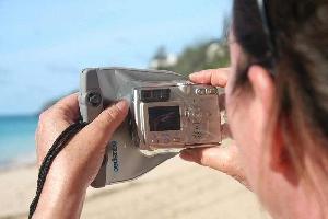 Водонепроницаемый чехол для фотоаппарата - Aquapac 428. Aquapac - №1 в мире водонепроницаемых чехлов и сумок. Фото 2