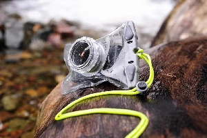 Водонепроницаемый чехол для фотоаппарата - Aquapac 428. Aquapac - №1 в мире водонепроницаемых чехлов и сумок. Фото 5