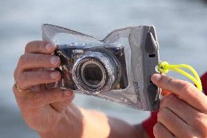 Водонепроницаемый чехол для фотоаппарата - Aquapac 428. Aquapac - №1 в мире водонепроницаемых чехлов и сумок. Фото 9