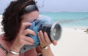Водонепроницаемый чехол для фотоаппарата - Aquapac 458. Aquapac - №1 в мире водонепроницаемых чехлов и сумок. Фото 4