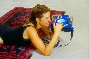 Водонепроницаемый чехол Aquapac 461 - Barrel camcoder Case.. Aquapac - №1 в мире водонепроницаемых чехлов и сумок. Фото 2