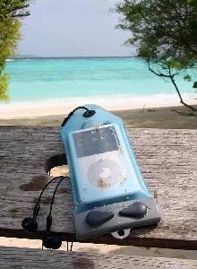 Водонепроницаемый чехол Aquapac 518 - Connected Electronics Case.. Aquapac - №1 в мире водонепроницаемых чехлов и сумок. Фото 3