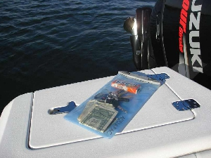 Водонепроницаемый чехол для документов - Aquapac 654. Aquapac - №1 в мире водонепроницаемых чехлов и сумок. Фото 4