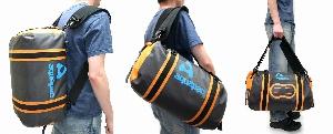 Водонепроницаемая сумка-рюкзак Aquapac 701 - Upano Waterproof Duffel - 40L.. Aquapac - №1 в мире водонепроницаемых чехлов и сумок. Фото 6