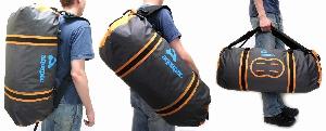 Водонепроницаемая сумка-рюкзак Aquapac 703 - Upano Waterproof Duffel - 70L.. Aquapac - №1 в мире водонепроницаемых чехлов и сумок. Фото 6