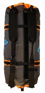 Водонепроницаемая сумка-рюкзак Aquapac 705 - Upano Waterproof Duffel - 90L.. Aquapac - №1 в мире водонепроницаемых чехлов и сумок. Фото 8
