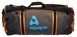 Водонепроницаемая сумка-рюкзак Aquapac 705 - Upano Waterproof Duffel - 90L.. Aquapac - №1 в мире водонепроницаемых чехлов и сумок. Фото 9