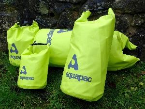 Водонепроницаемый гермомешок Aquapac 717 - TrailProof  Drybags - 70L.. Aquapac - №1 в мире водонепроницаемых чехлов и сумок. Фото 5