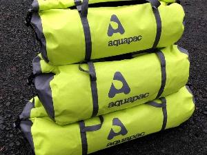 Водонепроницаемая сумка Aquapac 721 - TrailProof Duffels - 40L.. Aquapac - №1 в мире водонепроницаемых чехлов и сумок. Фото 2