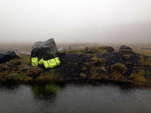 Водонепроницаемая сумка Aquapac 721 - TrailProof Duffels - 40L.. Aquapac - №1 в мире водонепроницаемых чехлов и сумок. Фото 4