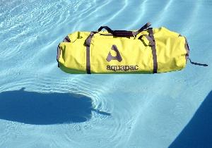 Водонепроницаемая сумка Aquapac 725 - TrailProof Duffels - 90L.. Aquapac - №1 в мире водонепроницаемых чехлов и сумок. Фото 4