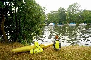 Водонепроницаемая сумка Aquapac 725 - TrailProof Duffels - 90L.. Aquapac - №1 в мире водонепроницаемых чехлов и сумок. Фото 7