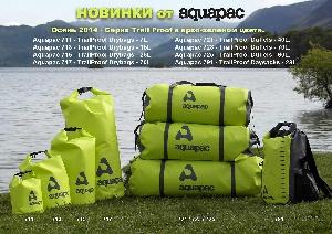 Водонепроницаемая сумка Aquapac 725 - TrailProof Duffels - 90L.. Aquapac - №1 в мире водонепроницаемых чехлов и сумок. Фото 8