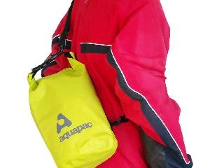 Водонепроницаемый гермомешок (с плечевым ремнем) Aquapac 731 - TrailProof™ Drybag – 7L with shoulder strap.. Aquapac - №1 в мире водонепроницаемых чехлов и сумок. Фото 2