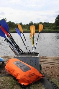 Водонепроницаемый  гермомешок-рюкзак (с двумя плечевыми ремнями) Aquapac 760 - Noatak Wet & Drybag - 15L.. Aquapac - №1 в мире водонепроницаемых чехлов и сумок. Фото 11