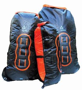 Водонепроницаемый  гермомешок-рюкзак (с двумя плечевыми ремнями) Aquapac 768 - Noatak Wet & Drybag - 15L.. Aquapac - №1 в мире водонепроницаемых чехлов и сумок. Фото 4