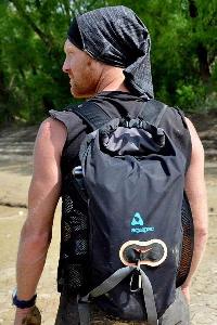 Водонепроницаемый рюкзак Aquapac 787 - Wet & Dry Backpack - 15L.. Aquapac - №1 в мире водонепроницаемых чехлов и сумок. Фото 3
