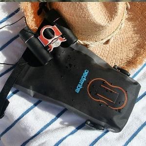 Водонепроницаемая сумка Aquapac 020 - Small Stormproof Camera Pouch (Cool Grey)