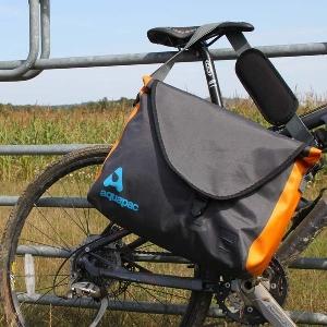 Водонепроницаемая сумка Aquapac 026 -  Stormproof Messenger Bag (Grey)
