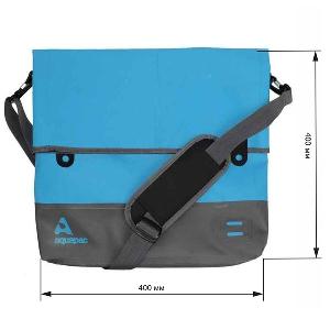 Брызгозащитная сумка Aquapac 054 - TrailProof™ Tote Bag – Large (Cool Blue)