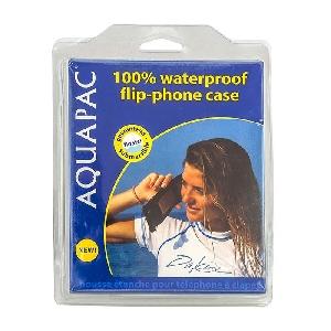 Водонепроницаемый чехол Aquapac 080F - Flip Phone Case (Back)