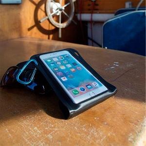 Водонепроницаемый чехол Aquapac 080 - TrailProof™ Phone Case (Black)