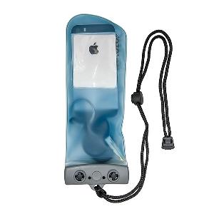 Водонепроницаемый чехол Aquapac 114 - Small Electronics Case (Light Blue)