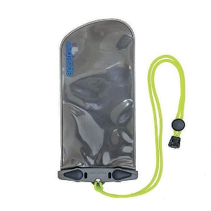 Водонепроницаемый чехол Aquapac 128 - Medium Electronics Case (Cool Grey)