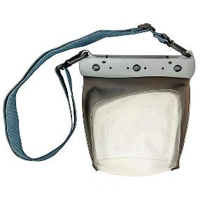 Водонепроницаемый чехол Aquapac 448 - Large Camera Case (Cool Grey)