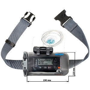 Водонепроницаемый чехол Aquapac 548 - Wire-Through Case (Cool Grey)