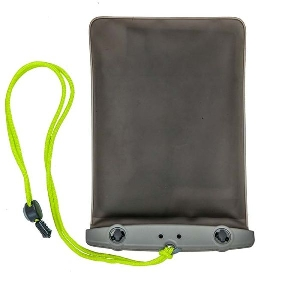 Водонепроницаемый чехол Aquapac 648 - Mini Whanganui Case (Cool Grey)