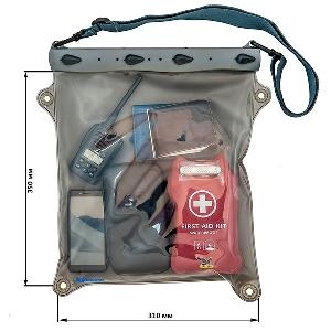 Водонепроницаемая сумка Aquapac 678 - Jambo Whanganui Medical Case (Grey)