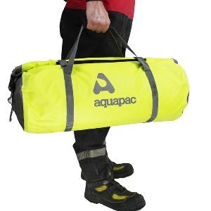 Водонепроницаемая сумка Aquapac 721 - TrailProof Duffels - 40L (Acid Green)