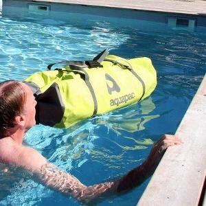 Водонепроницаемая сумка Aquapac 723 - TrailProof Duffels - 70L (Acid Green)