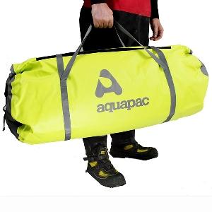 Водонепроницаемая сумка Aquapac 725 - TrailProof Duffels - 90L (Acid Green)