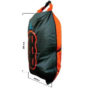 Водонепроницаемый гермомешок рюкзак (с двумя плечевыми ремнями) Aquapac 755 - Noatak Wet & Drybag - 35L (Grey)