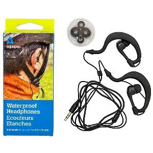 Водонепроницаемые наушники Aquapac 919 - 100% Waterproof Headphones (Black)