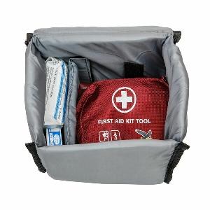Водонепроницаемая сумка Aquapac М022 - Stormproof SLR Medical Pouch (Cool Grey)